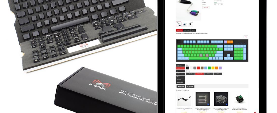 Дизайнер клавиатур