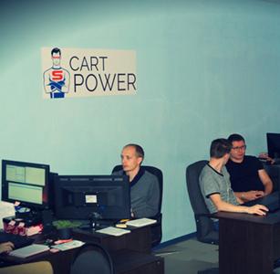 Рабочие будни Cart Power