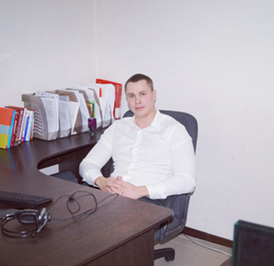 Development director Leonid Koshcheev
