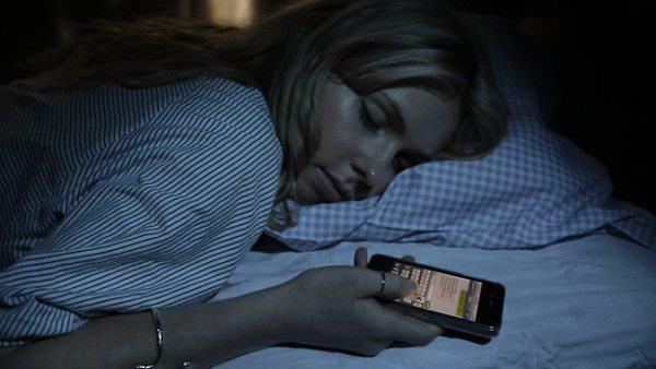 Отложите смартфон и хорошенько выспитесь