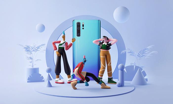 3D глубина и реализм: смартфон